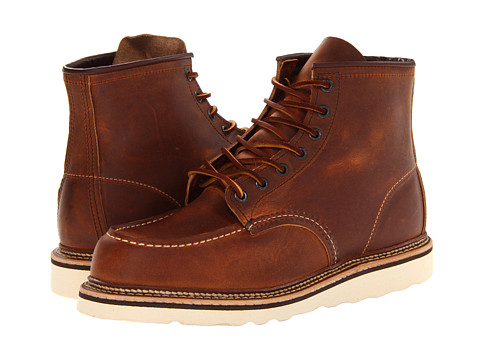 best moc toe boots for men
