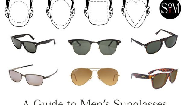 Choosing the Right Men's Sunglasses for Your Face Shape