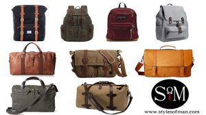 Best Bags for Men · Styles of Man