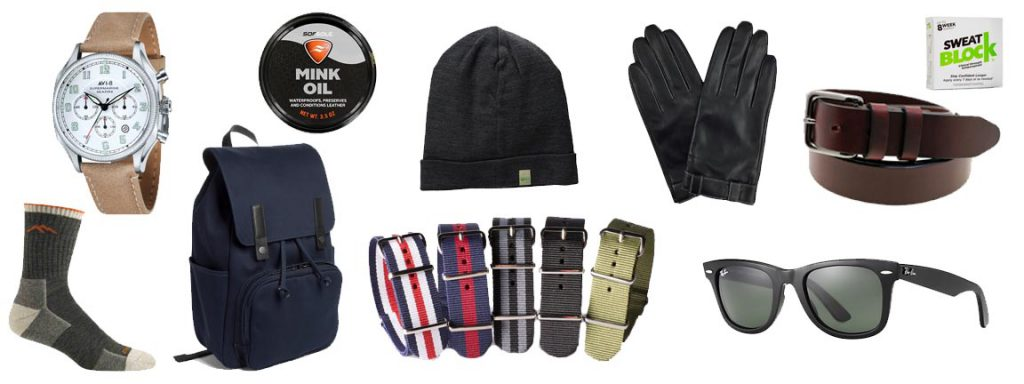 men's winter wardrobe essentials accessories