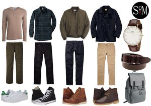 Men's Winter Wardrobe Essentials