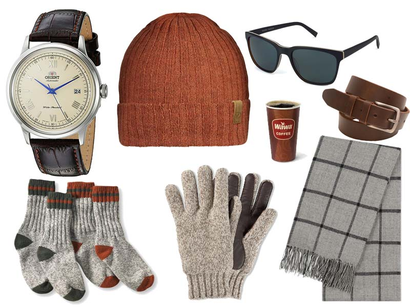 men's winter fashion accessories