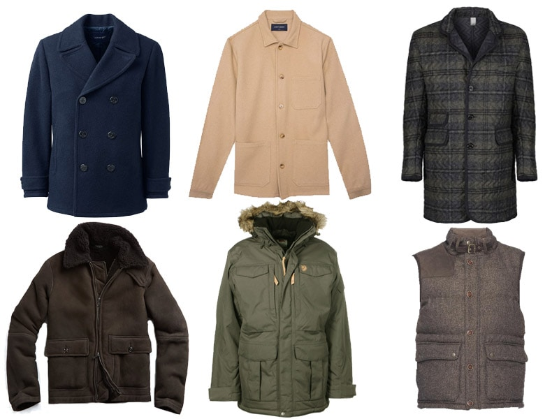 men's winter fashion jackets