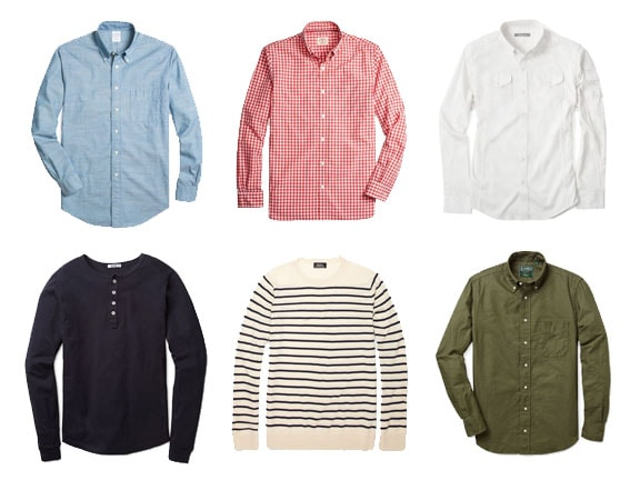 men's spring fashion shirts