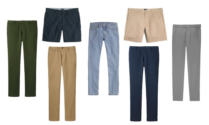 men's spring fashion men pants