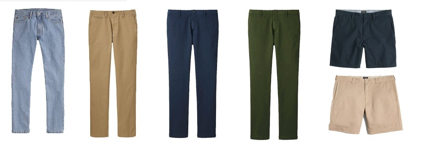 spring guide spring pants