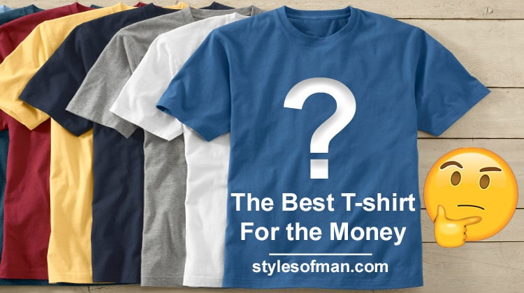 best cheap t shirts for men
