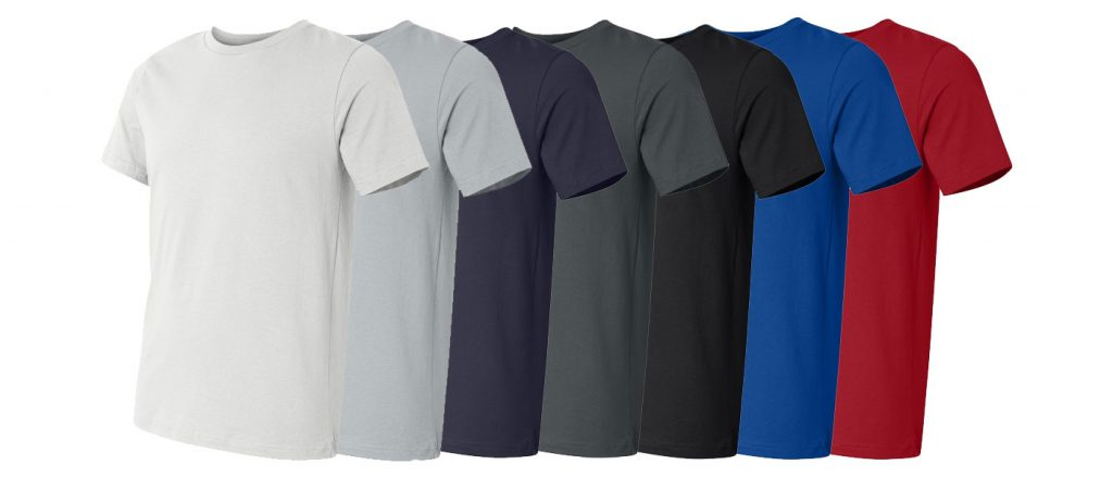 best cheap t shirts for men bella canvas