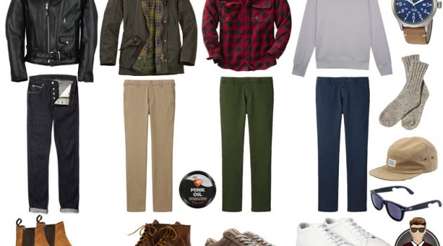 Men's Fall Fashion Essentials