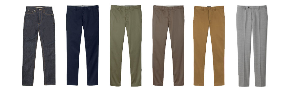 chino pants mens fall fashion wardrobe
