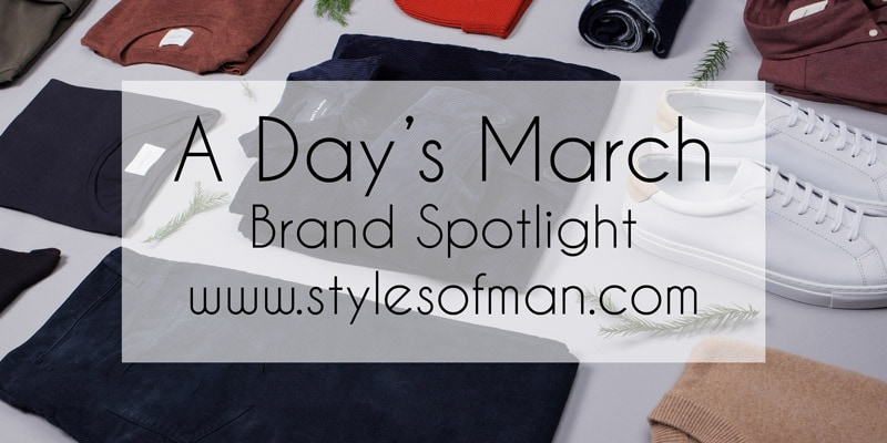 a day's march brand spotlight