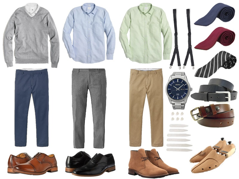 d9342ca6aaa Business Casual for Men  A Visual Guide • Styles of Man