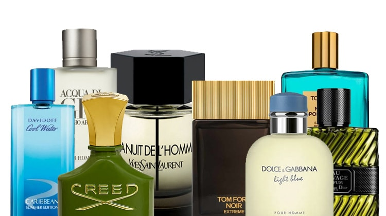 Popular Men's Fragrances