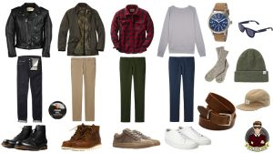 men's fall fashion wardrobe guide