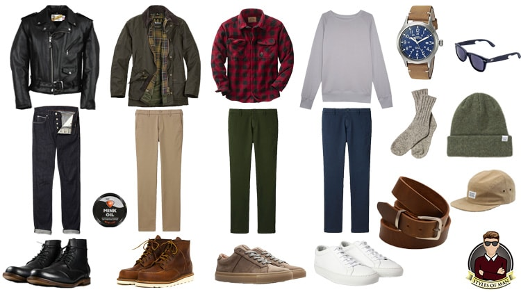c0191c249d Men's Fall Fashion Essentials: 2019 Style Guide • Styles of Man
