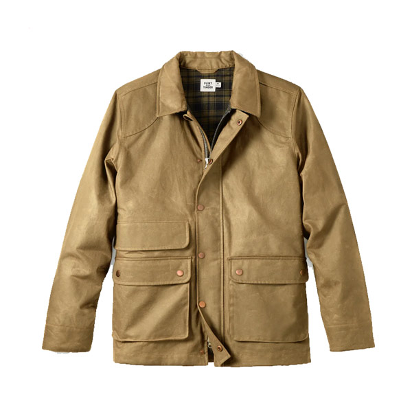 huckberry waxed cotton jacket