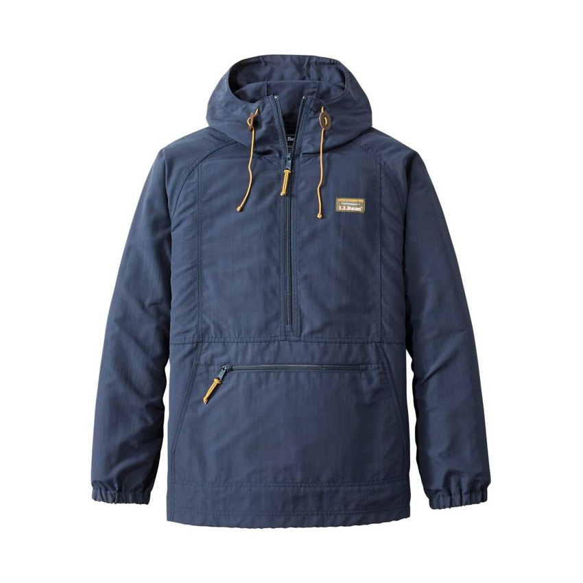 l l bean light parka