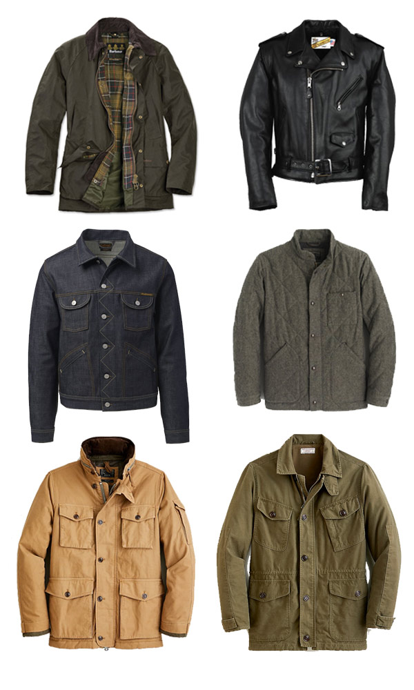 men's fall fashion jackets and coats