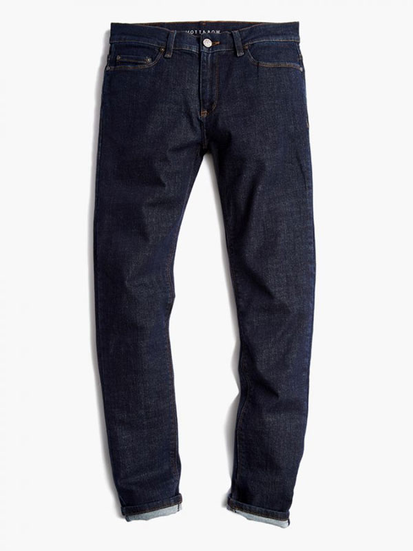 men's fall denim jeans