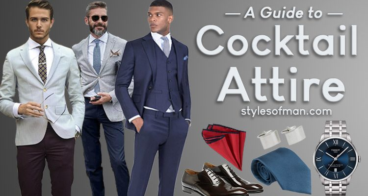 cocktail attire dress code for men thumbnail