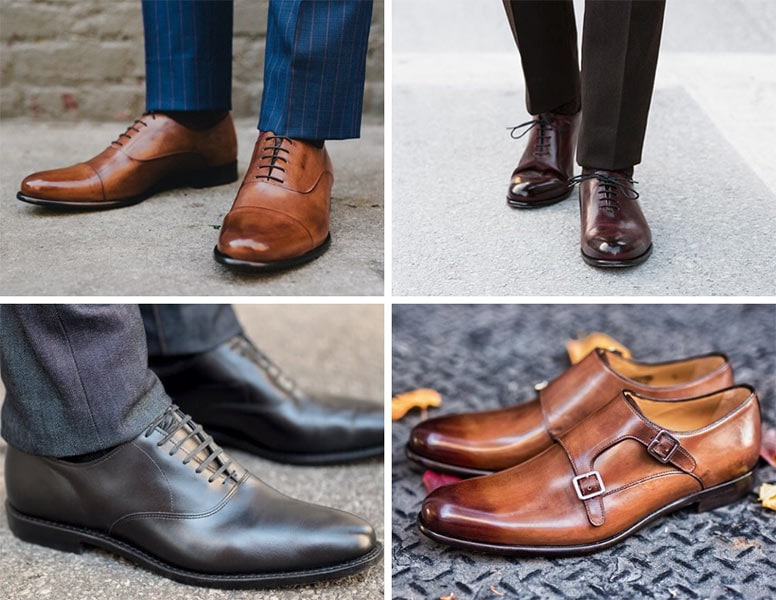 cocktail attire for men shoes