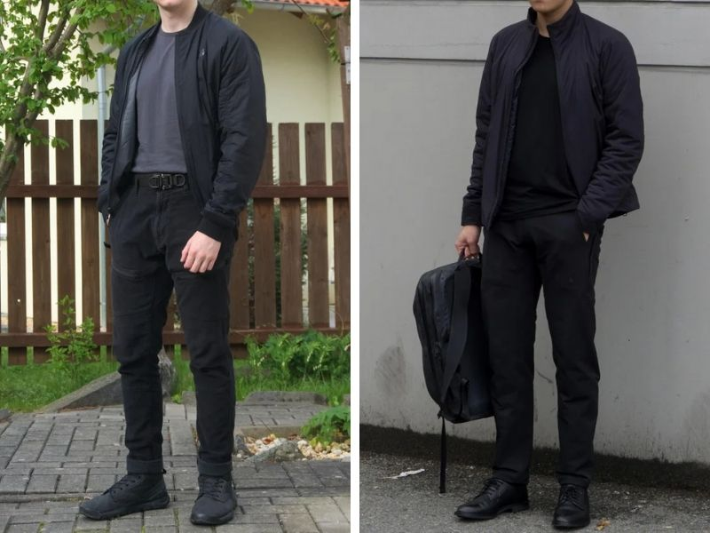 Supermodern Techwear Clothing Outfits
