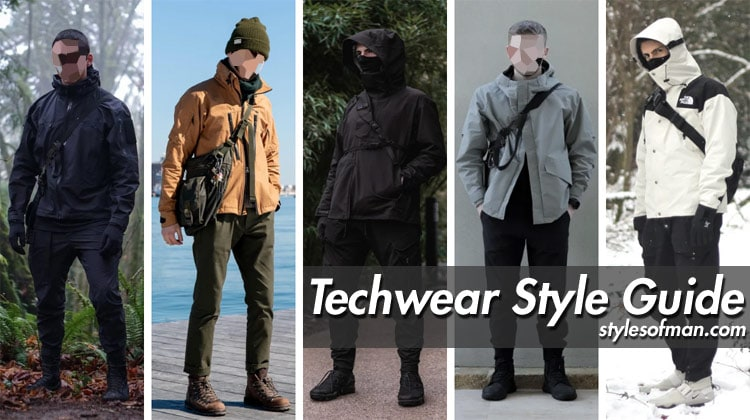 Techwear Clothing Style Guide Thumbnail