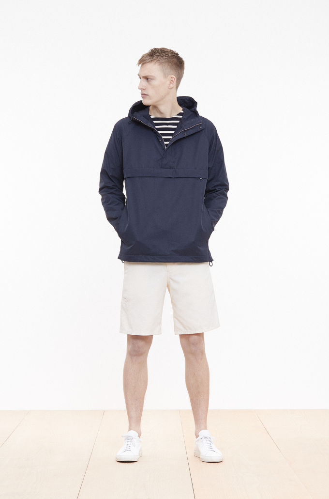 men's lightweight anorak