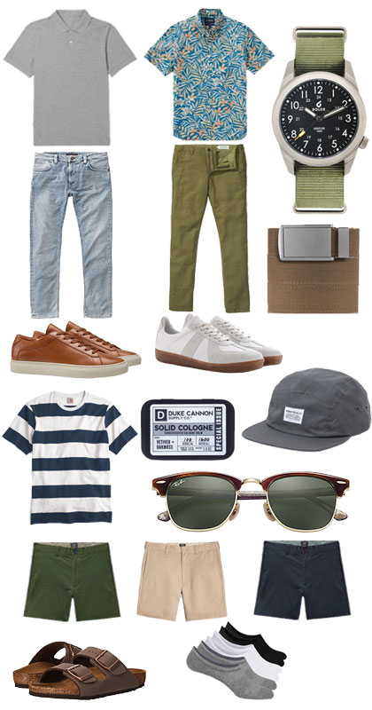 mens summer fashion outfits