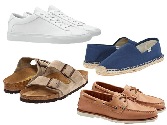 men's summer shoes sneakers and sandals
