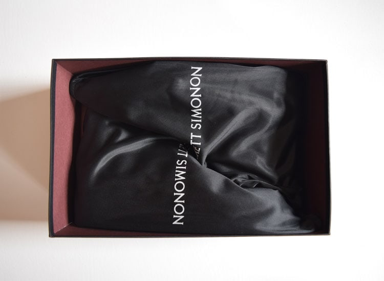Leather Boots Dust Bags