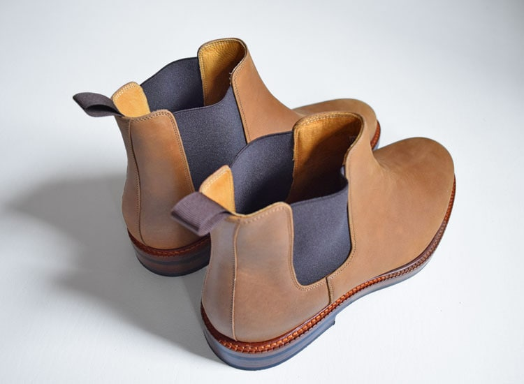 Chelsea Boot Side Profile
