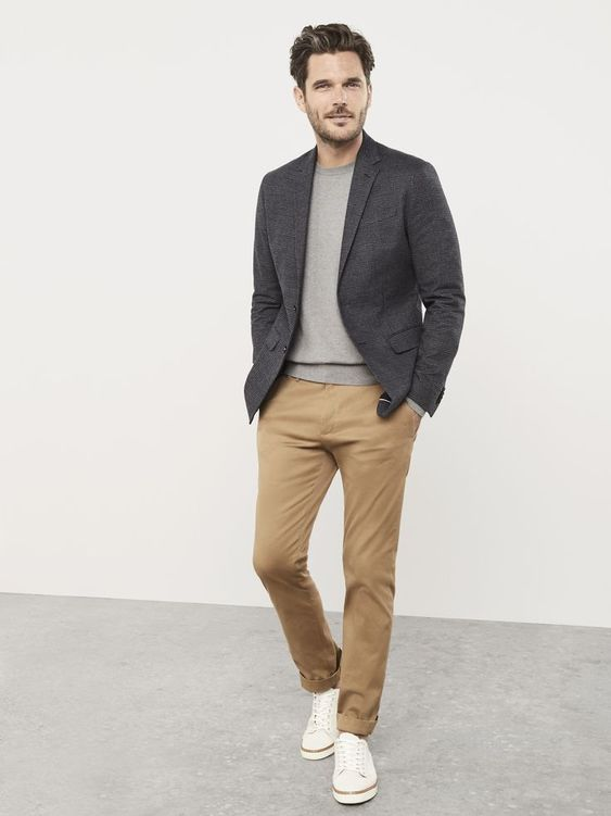 smart casual for men dress code guide  outfit