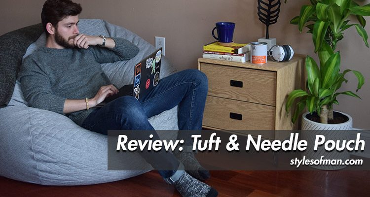 tuft and needle pouch review