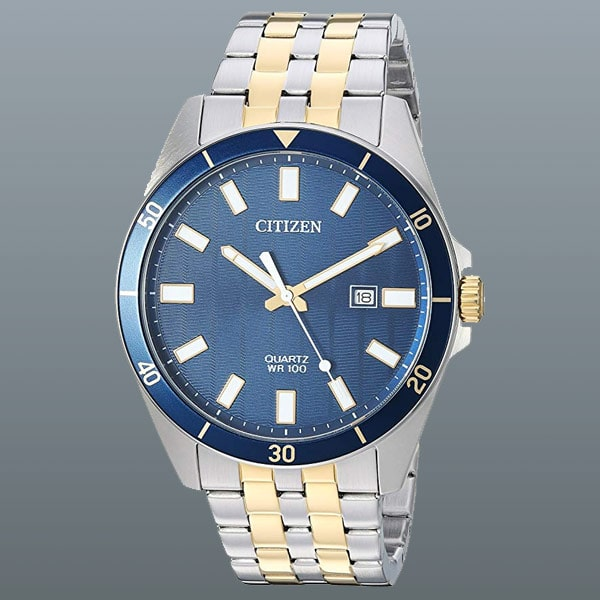 Citizen Men's Two-Tone Quartz watch for men
