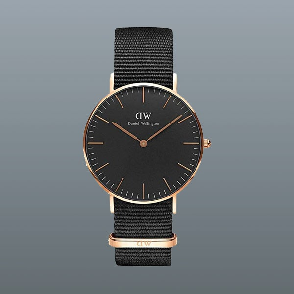 men's Daniel Wellington Classic Cornwall watch