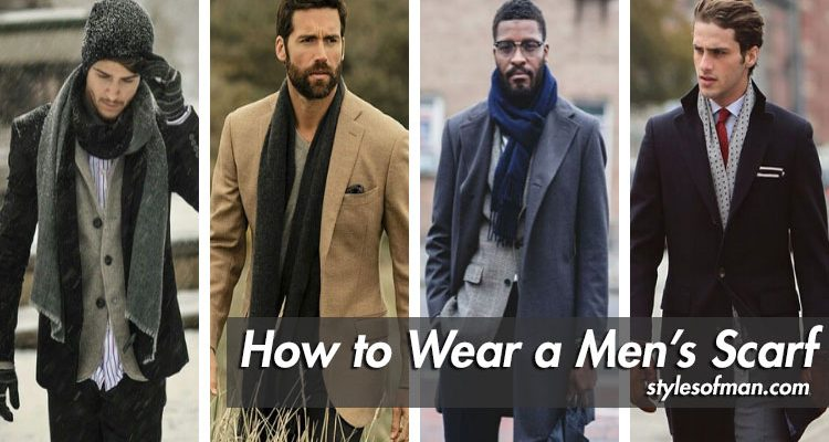How to Tie a Men's Scarf