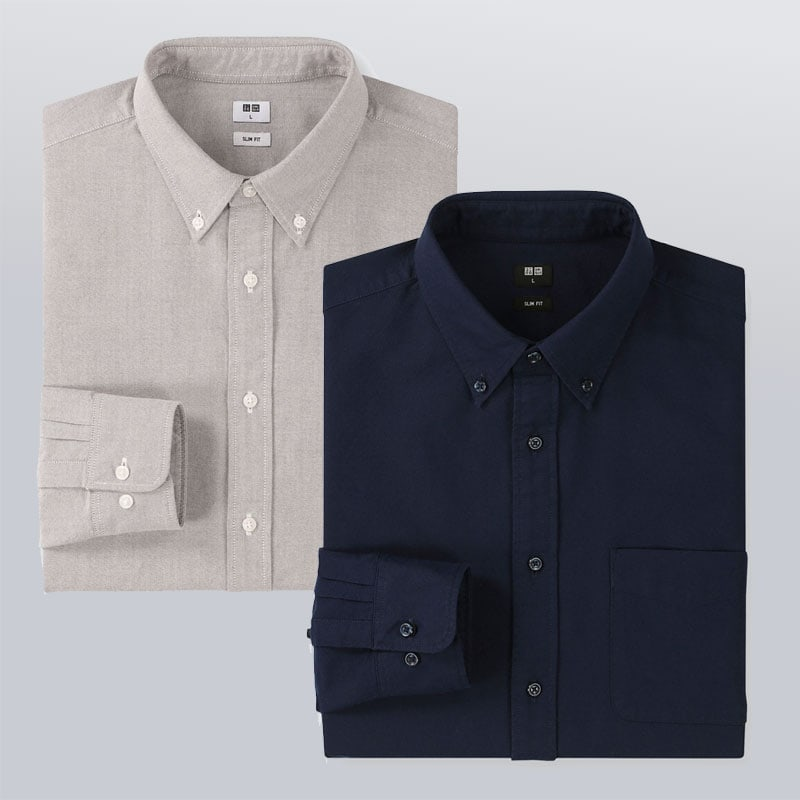 capsule wardrobe casual shirts