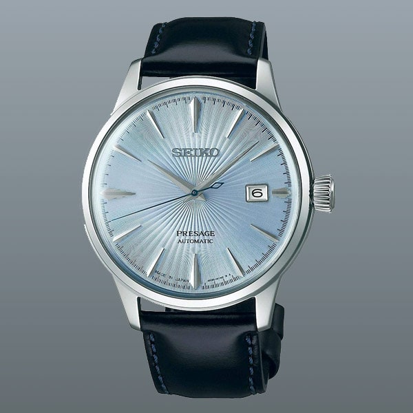 men's SEIKO PRESAGE Automatic Ice Blue watch