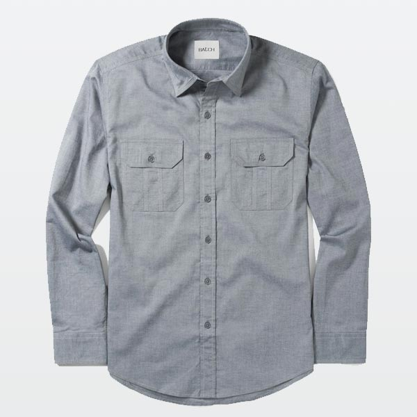 batch men's utility shirt