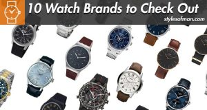 best men's watch brands