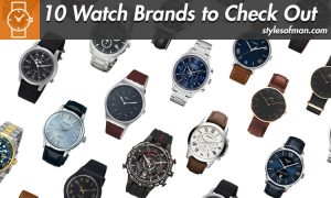 best watch brands for men