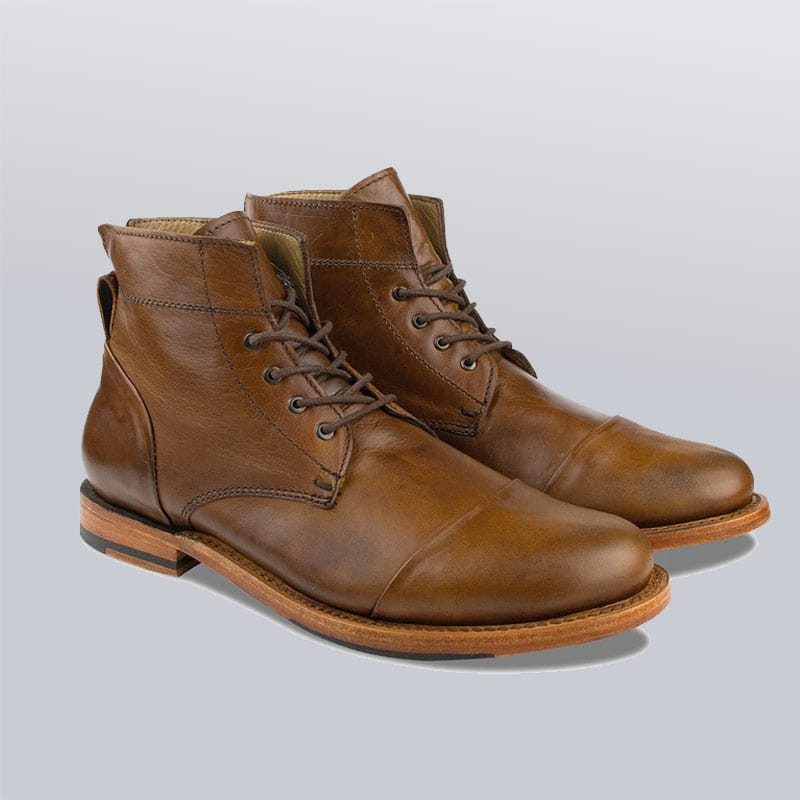 sutro alder leather boot