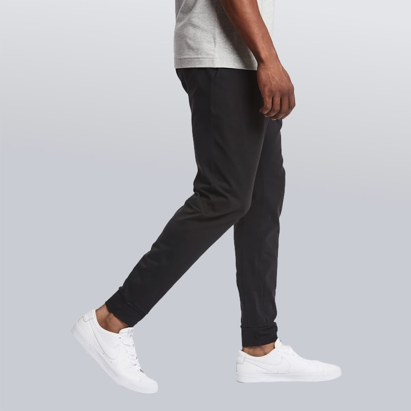 public rec jogger pants for a capsule wardrobe
