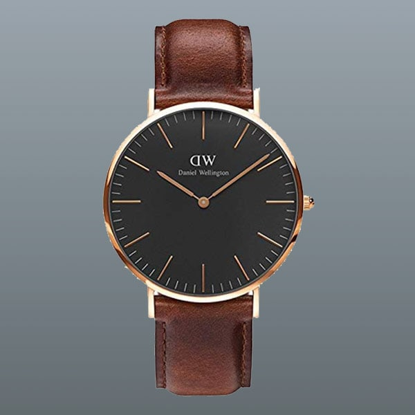 best watch brands for men daniel wellington