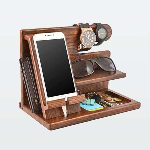 best gift ideas for men desk organizer
