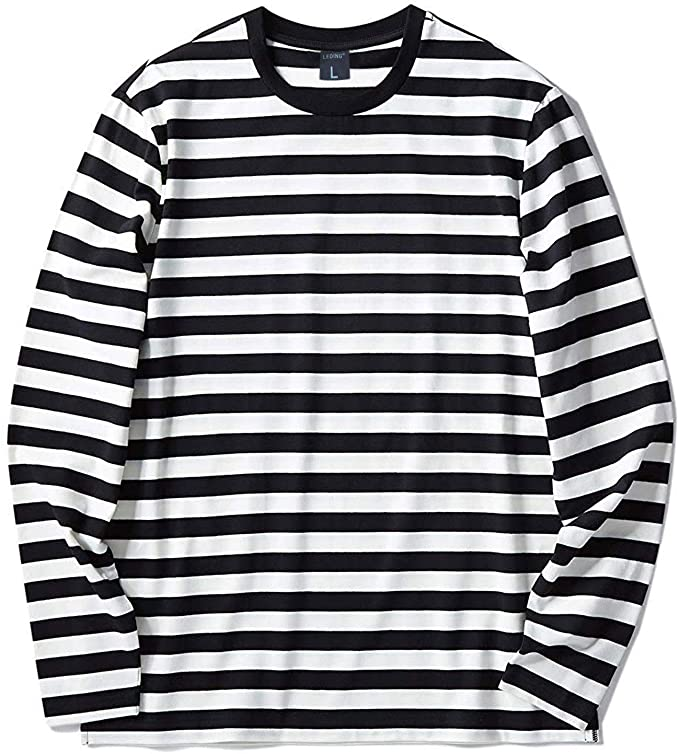 eboy striped t shirt
