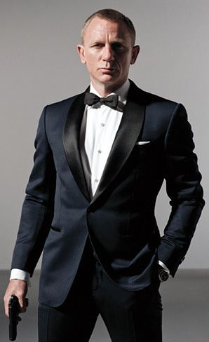 james bond formal tuxedo
