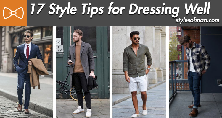 how to dress well as a man