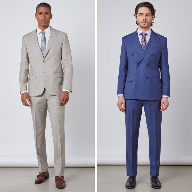 spring wedding outfits for men